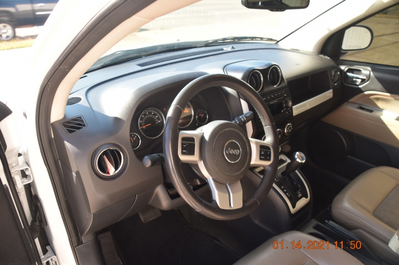 Jeep Compass 2016 price $14,995