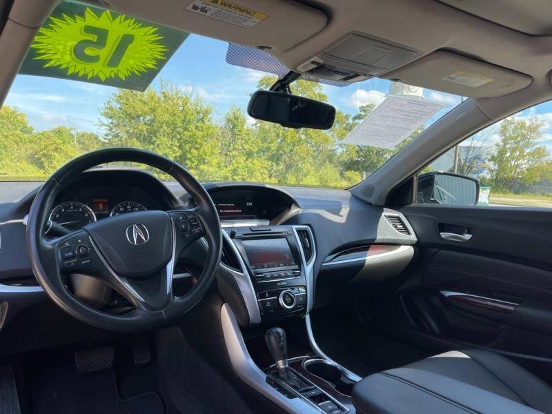 Acura TLX 2015 price $21,995