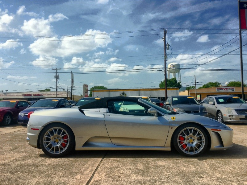 Ferrari F430 Convertible Spider 2008 price $99,995