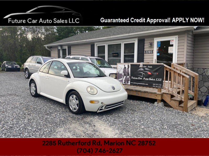 Volkswagen NEW BEETLE 2000 price $3,795