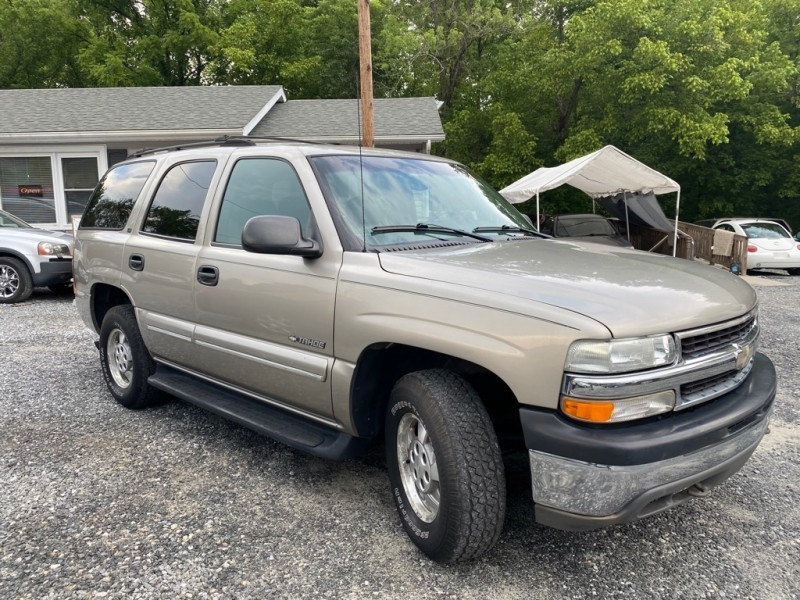 Chevrolet TAHOE 2000 price $5,995