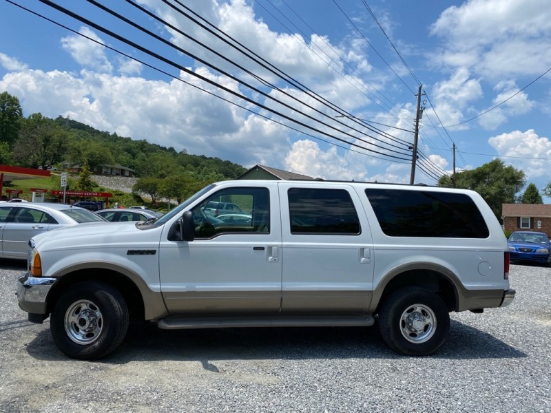 FORD EXCURSION 2001 price $6,995