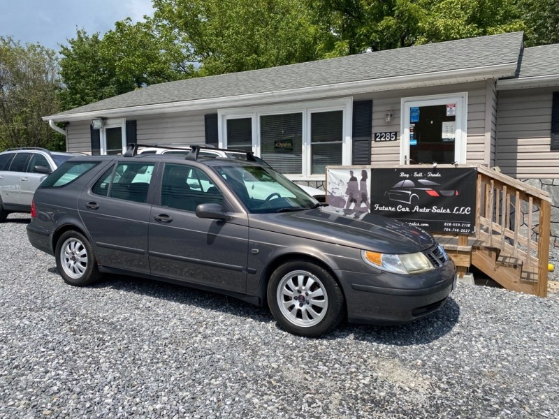 Saab 9-5 2005 price $4,895