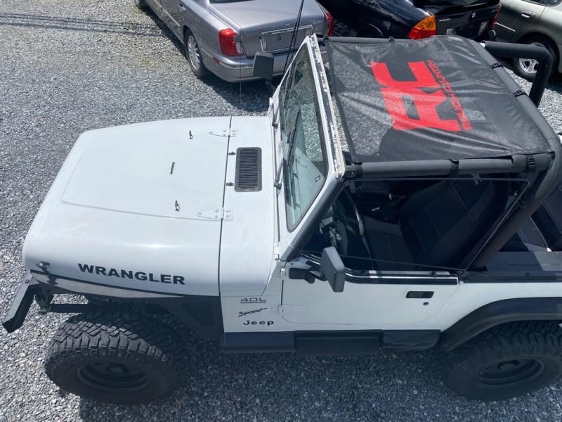 JEEP WRANGLER / YJ 1994 price $7,500