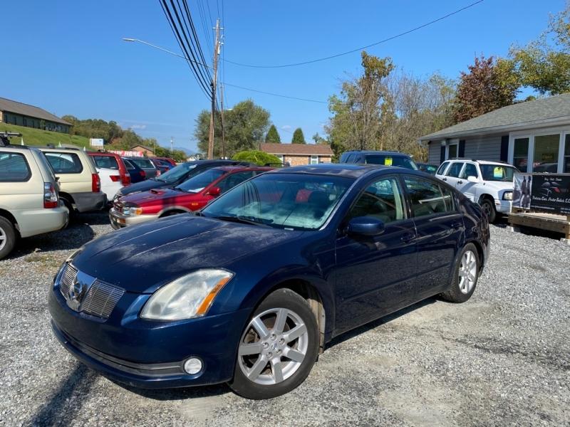 Nissan MAXIMA 2006 price $2,995
