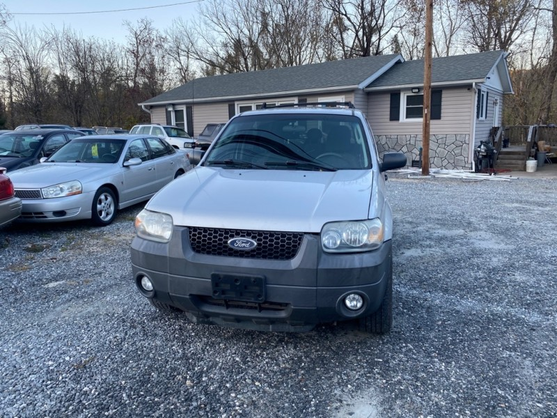 Ford ESCAPE 2007 price $3,995