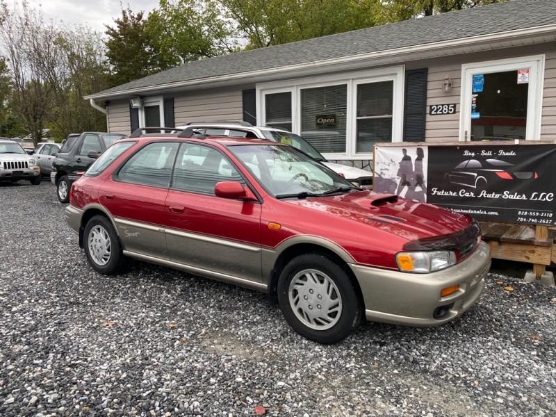 Subaru IMPREZA 2001 price $6,495