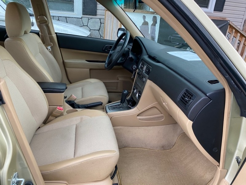 Subaru FORESTER 2003 price $5,995