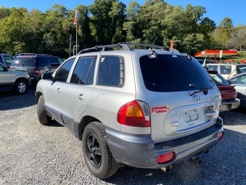 Hyundai SANTA FE 2004 price $4,295