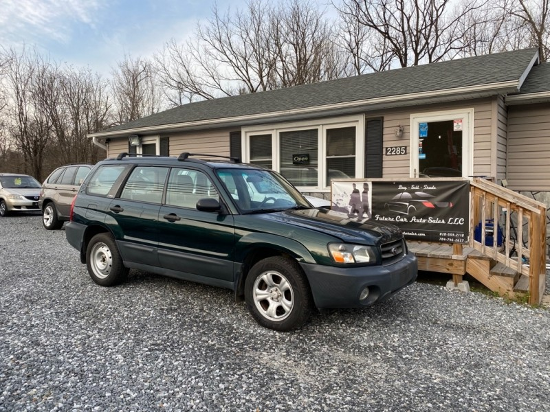 SUBARU FORESTER 2003 price $2,995