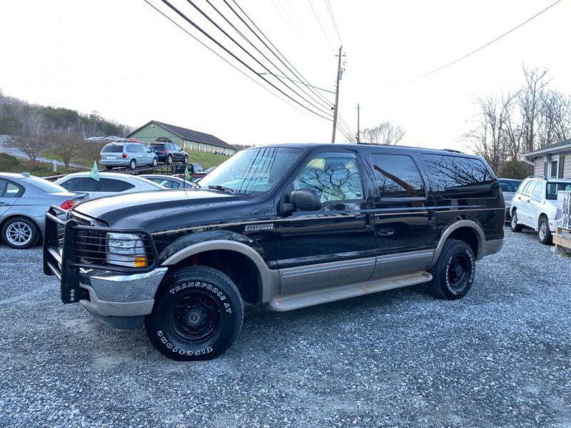 Ford EXCURSION 2002 price $12,500