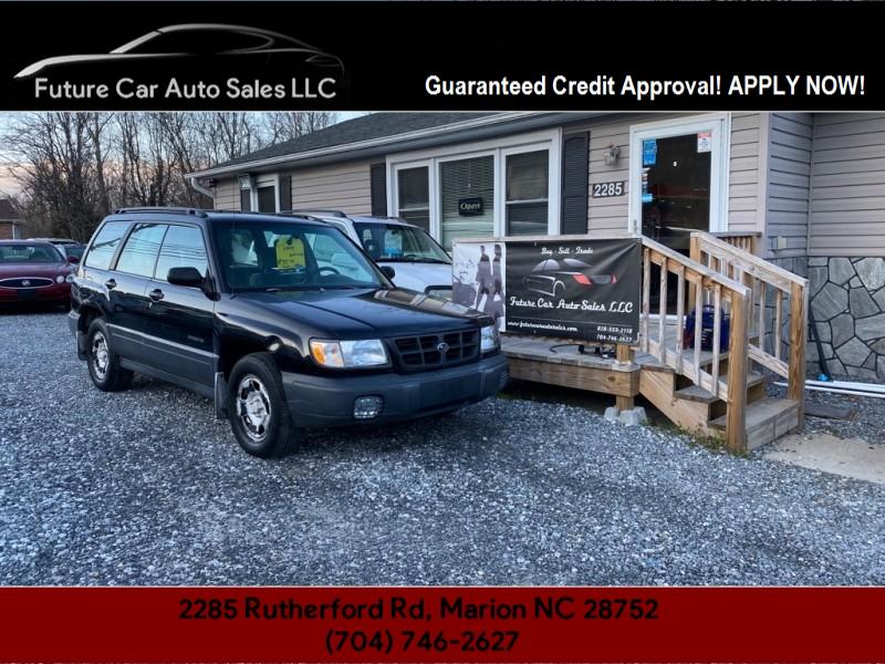 Subaru FORESTER 1999 price $3,295