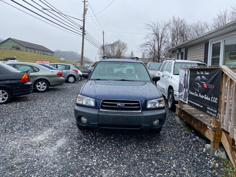 SUBARU FORESTER 2005 price $4,995