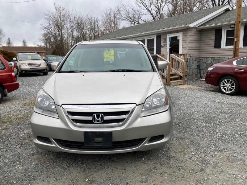 Honda ODYSSEY 2007 price $4,800