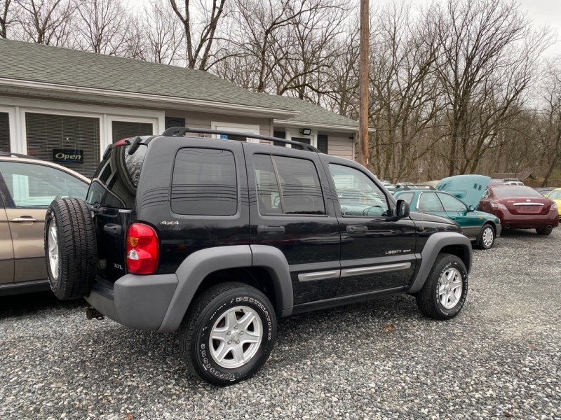 JEEP LIBERTY 2002 price $4,800
