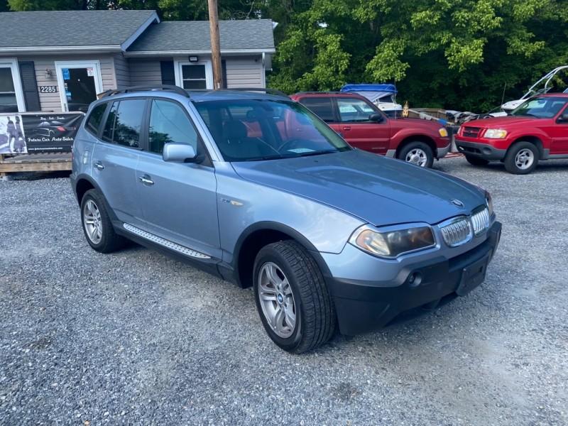 BMW X3 2005 price $4,995