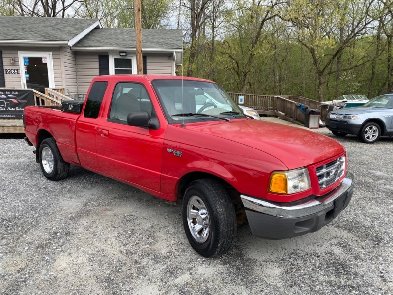 FORD RANGER 2001 price $3,500