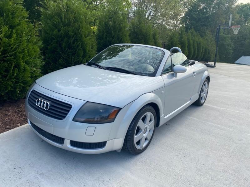 AUDI TT 2002 price $6,500