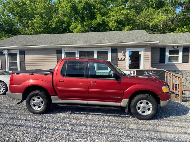 Ford EXPLORER SPORT 2002 price $8,295
