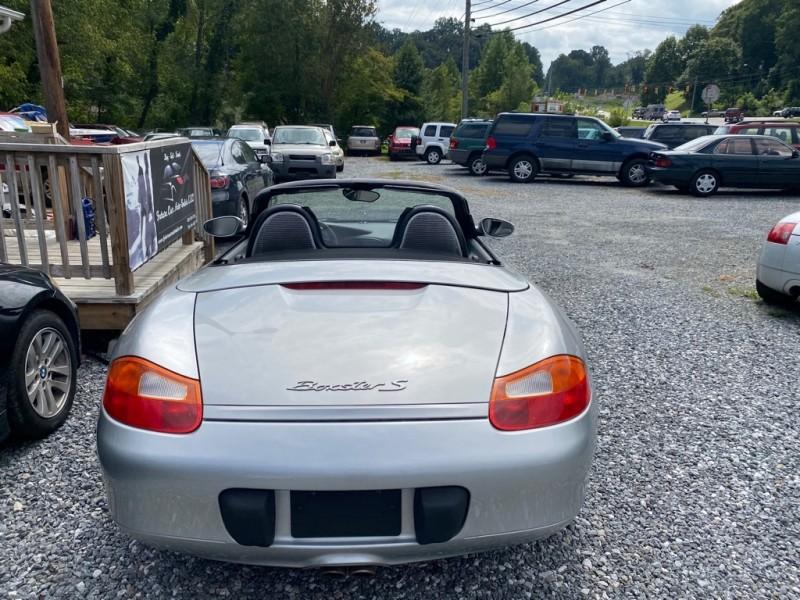 PORSCHE BOXSTER 2000 price $11,500