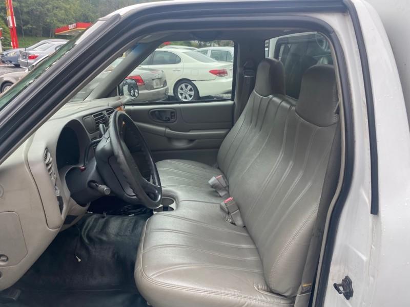 CHEVROLET S TRUCK 1998 price $6,500