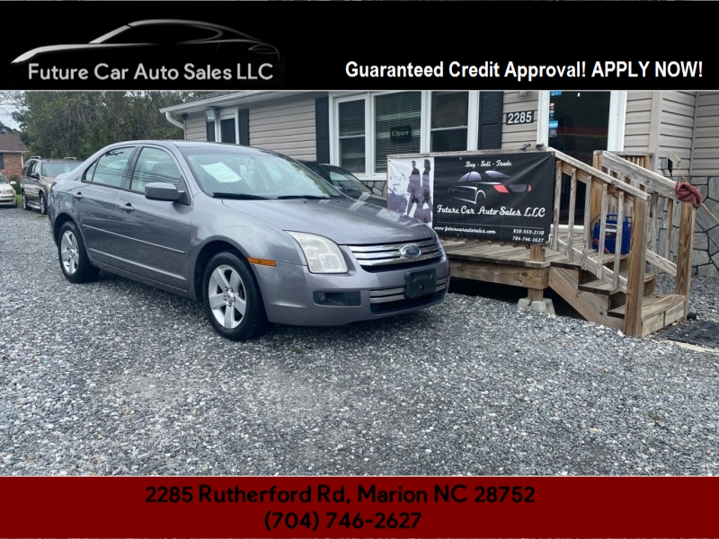 FORD FUSION 2007 price $4,500