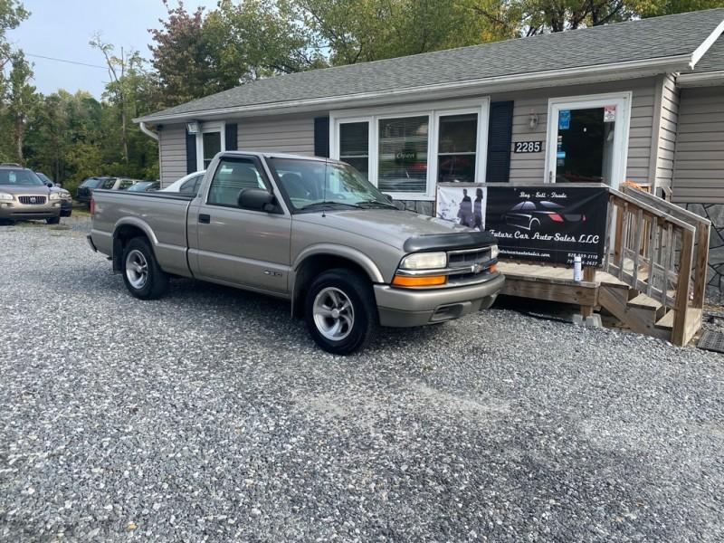 CHEVROLET S TRUCK 1998 price $4,500