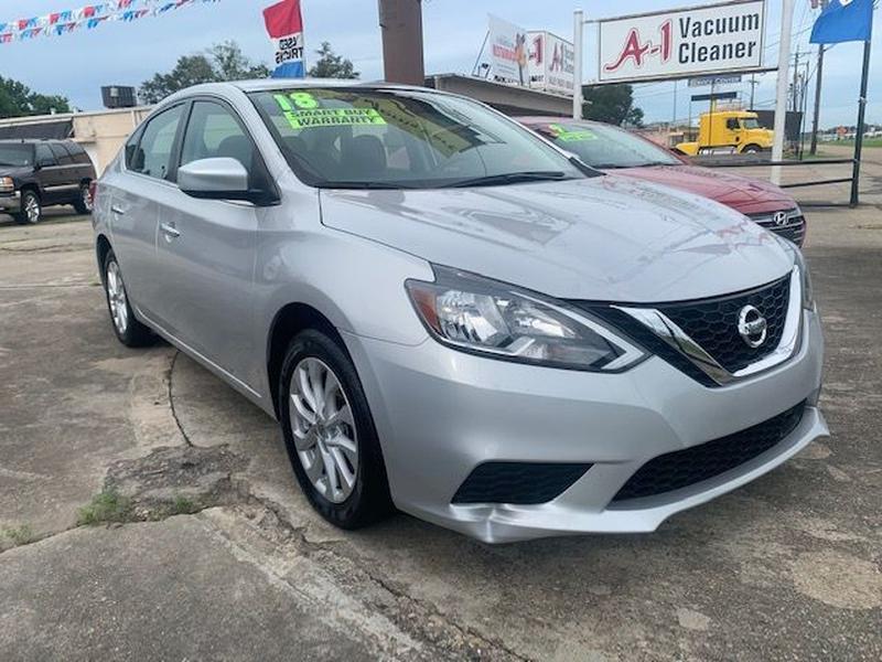 Nissan Sentra 2018 price $11,970