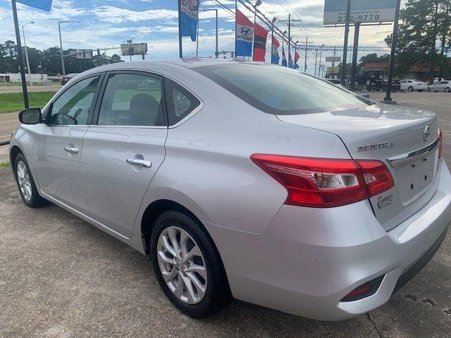 Nissan Sentra 2018 price $12,500