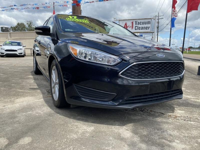Ford Focus 2017 price $7,795