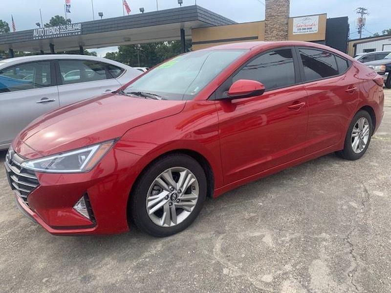 Hyundai Elantra 2019 price $13,870