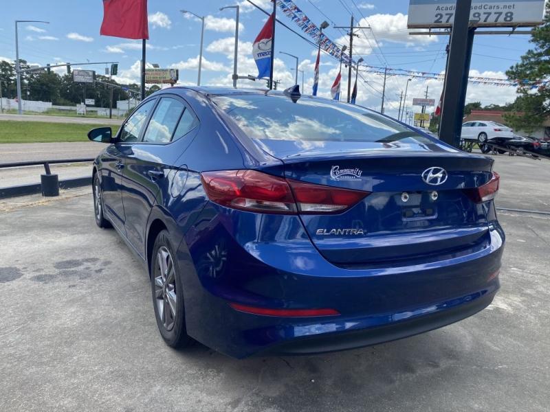 Hyundai Elantra 2018 price $11,875