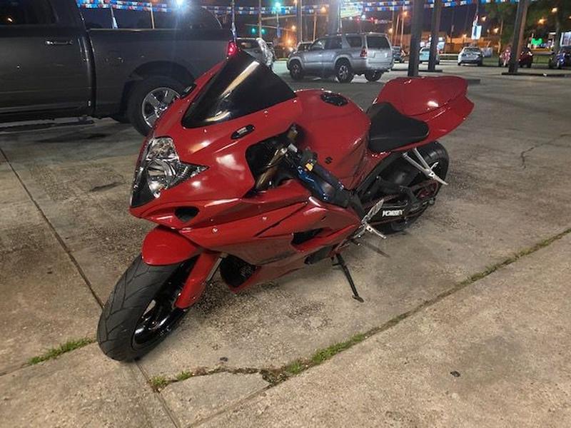 SUZUKI GSXR 1000 2006 price $6,495