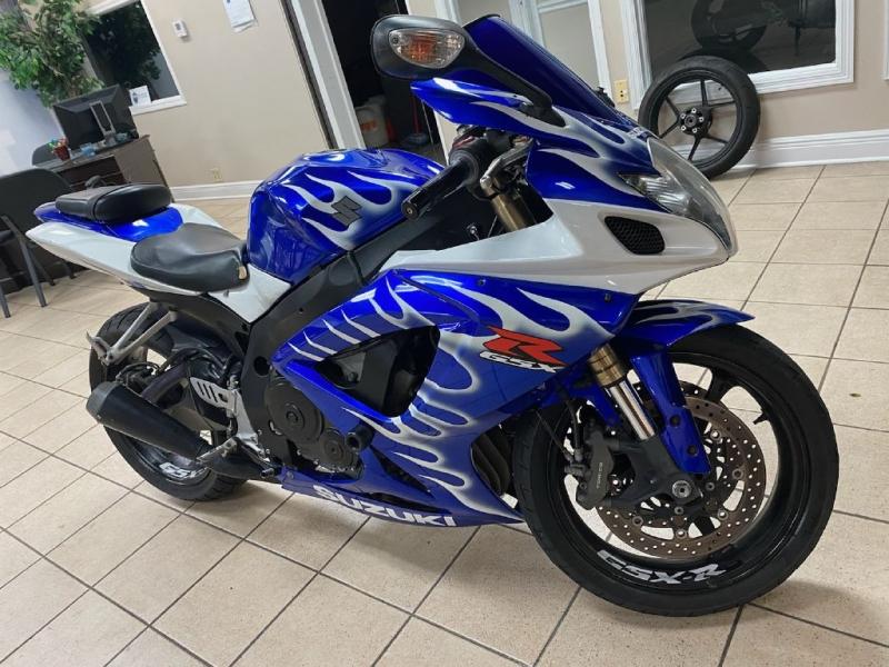 SUZUKI GSXR 600 2007 price $4,500
