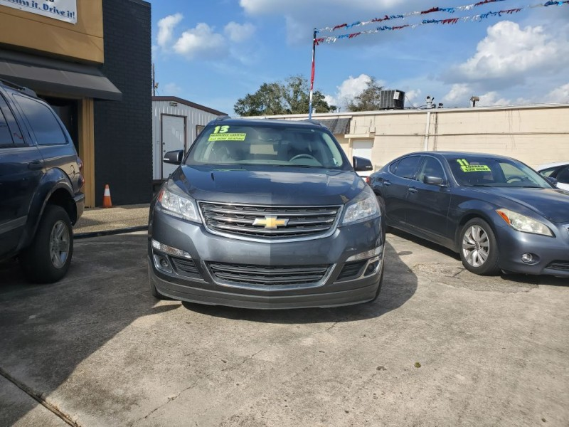 Chevrolet Traverse 2013 price $5,700