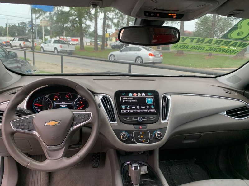 Chevrolet Malibu 2018 price $14,470