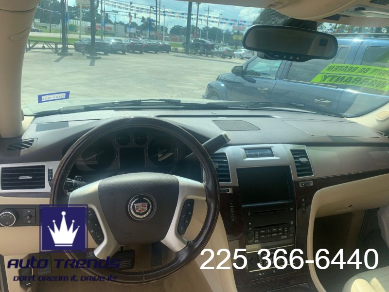 Cadillac Escalade 2007 price $10,650