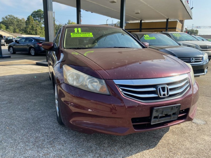 Honda Accord Sdn 2011 price $7,995