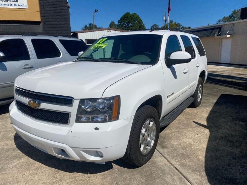 Chevrolet Tahoe 2007 price $7,600