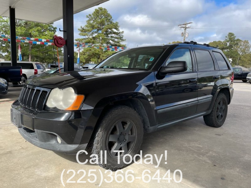 Jeep Grand Cherokee 2008 price $7,200