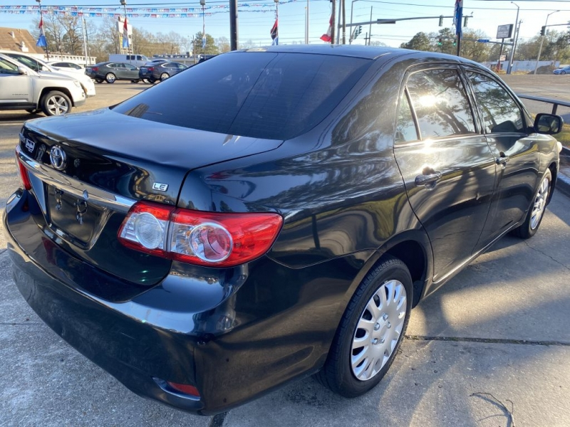 Toyota Corolla 2013 price $7,650