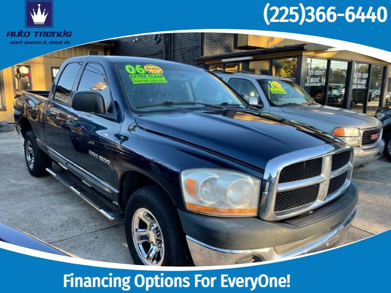 Dodge Ram 1500 2006 price $7,450
