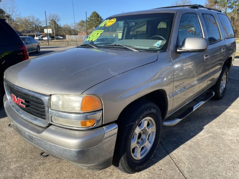 GMC Yukon 2002 price $4,550
