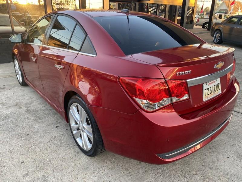 Chevrolet Cruze 2012 price $6,500
