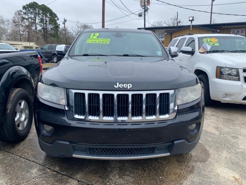 Jeep Grand Cherokee 2012 price $10,995