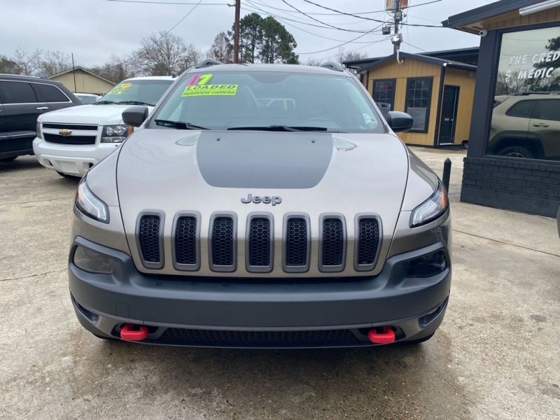 Jeep Cherokee 2017 price $22,995