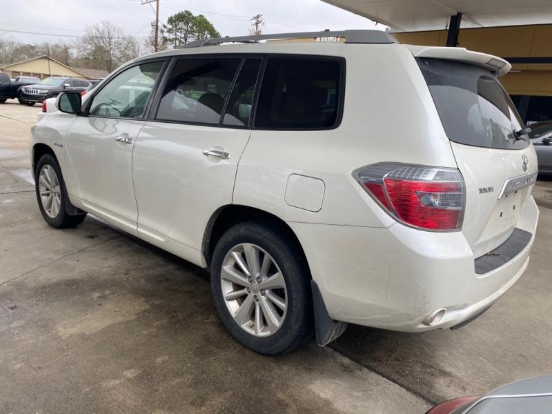 Toyota Highlander Hybrid 2008 price $7,500