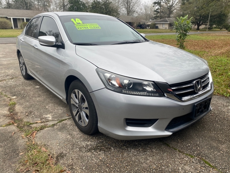 Honda Accord Sedan 2014 price $14,500