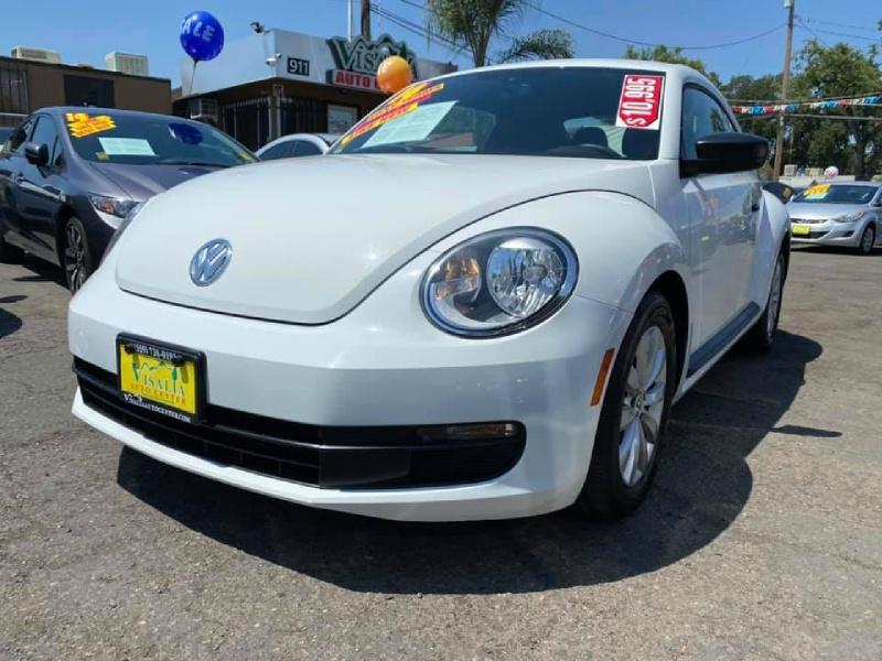 Volkswagen Beetle 2014 price $10,999