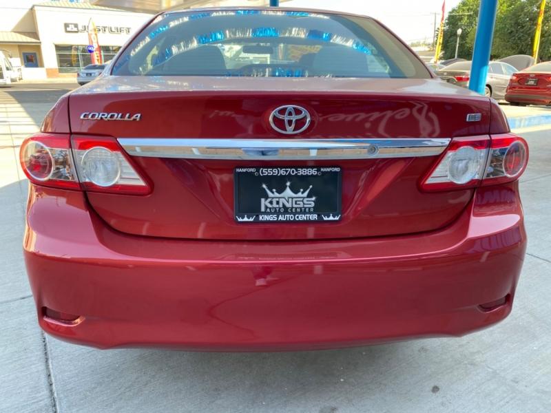 Toyota Corolla 2013 price $10,999